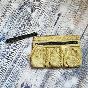 Simply Vera Yellow Hand Bag